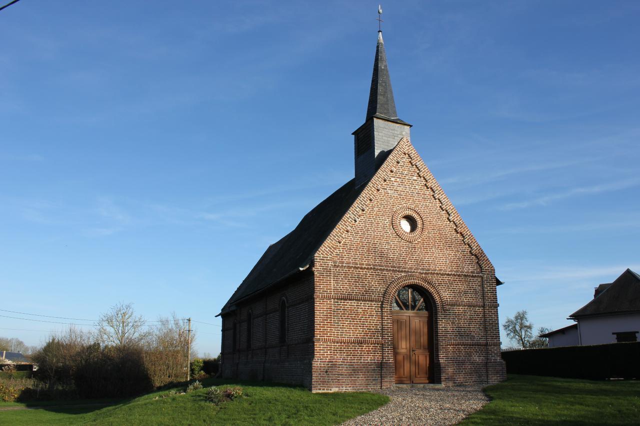 Chapelle de Grattenoix