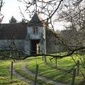 Tour-porche du château-fort, Beaussault