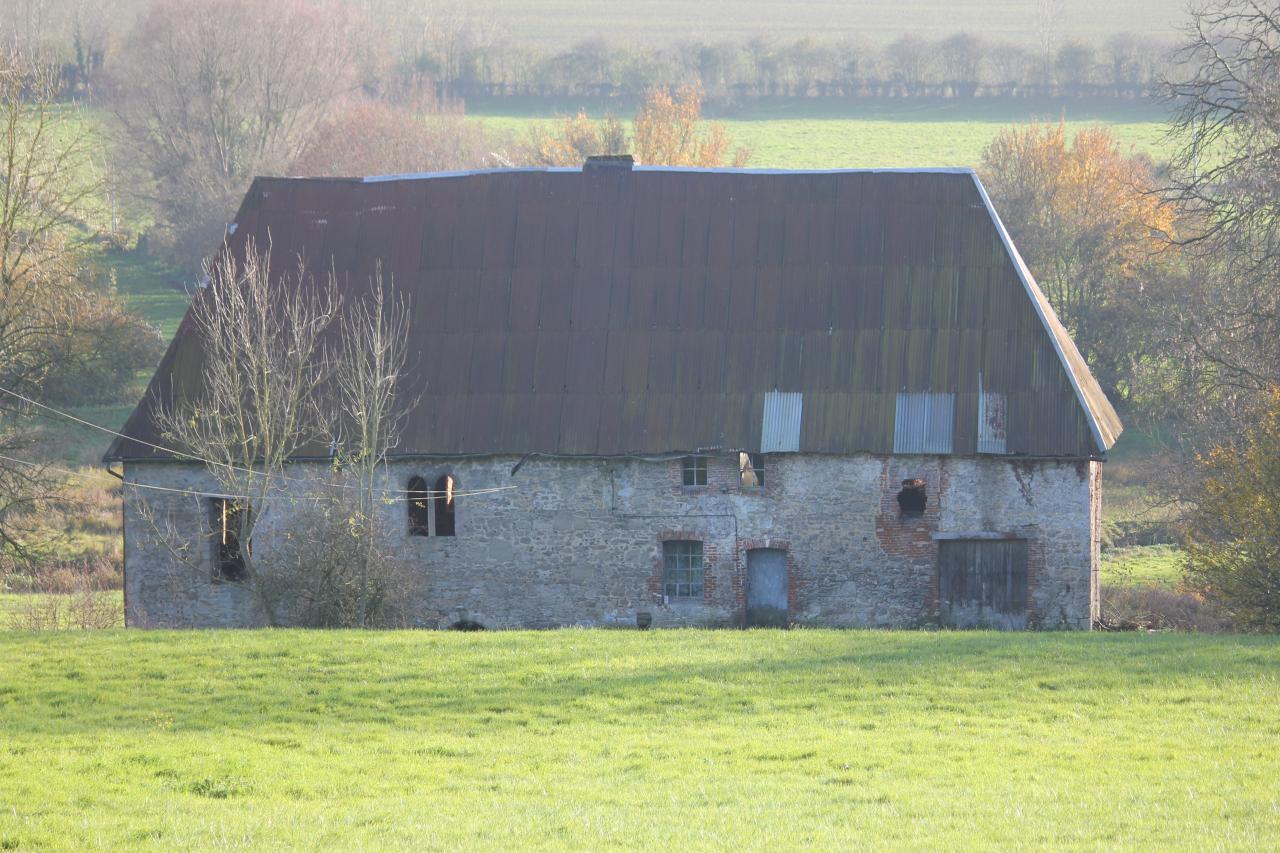 Ancien prieuré, route de Conteville