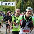 Trail 2016 - Elancement des coureurs