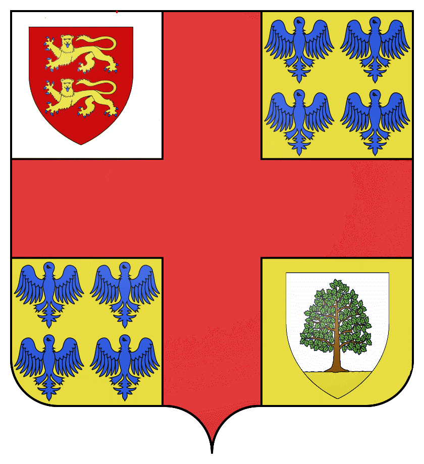Blason de Beaussault